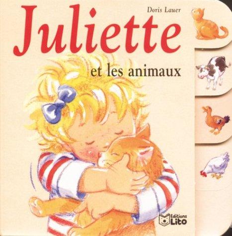 9782244023175: Juliette et les animaux