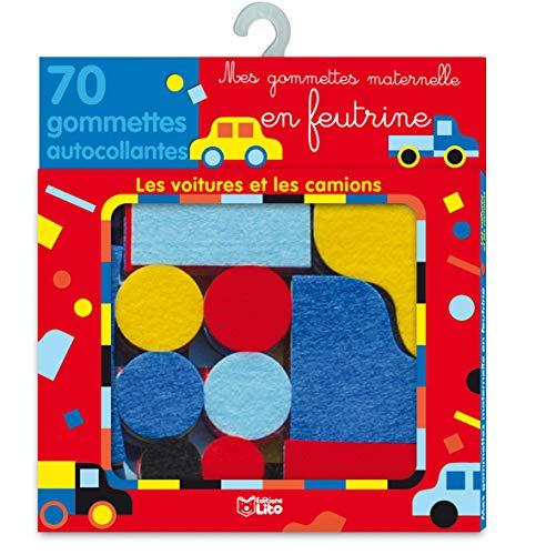 9782244067094: Gommet en Feutrine Voit&Camion