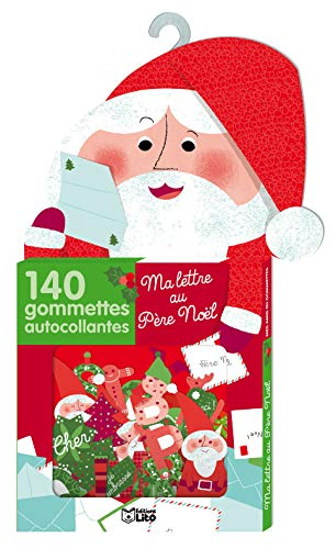 9782244067445: Mes Amis en Gommettes : Ma Lettre au Pere Noël - dès 3 ans