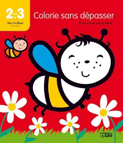 9782244101156: bloc brillant : la petite abeille