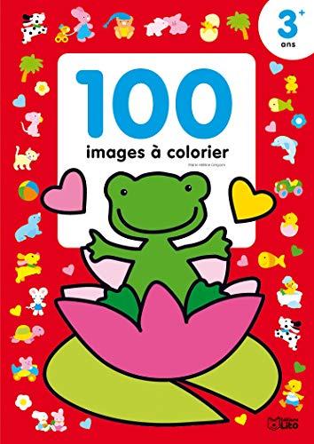 9782244101231: 100 images à colorier (French Edition)