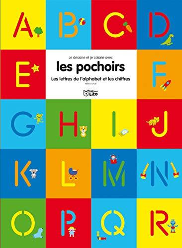 9782244101620: Les lettres de l'alphabet et les chiffres (French Edition)
