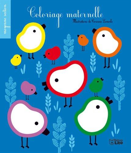9782244101842: Bloc Maternelle Evolutif : Moyenne Section - les Poussins - Dès 4 ans