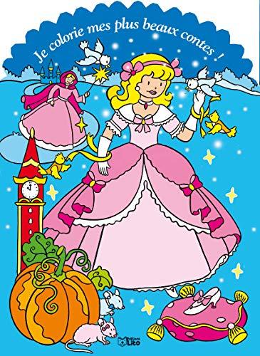 9782244103563: color diadème : mes plus beaux contes avec Cendrillon