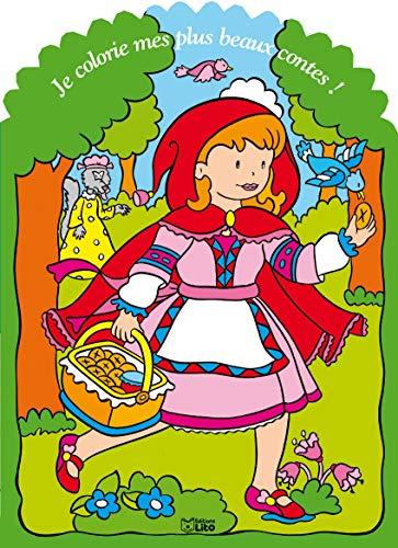 9782244103570: color diadème : mes plus beaux contes avec le petit chaperon rouge