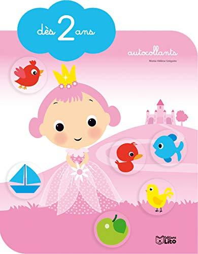 9782244201207: Je D�couvre la Joie de Coller : la Princesse - D�s 2 ans