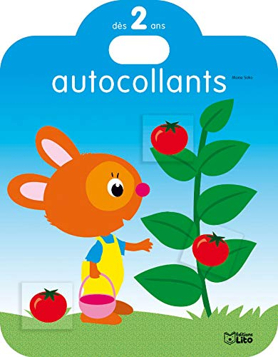 9782244201689: Autocollants Lapin (French Edition)