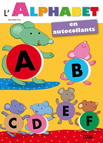 9782244201832: l'alphabet des petites souris