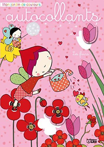 9782244201894: Mon jardin de couleurs : les fleurs - Dès 3 ans