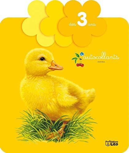 9782244201962: Autocollants Petite Fleur : le Caneton - Dès 3 ans