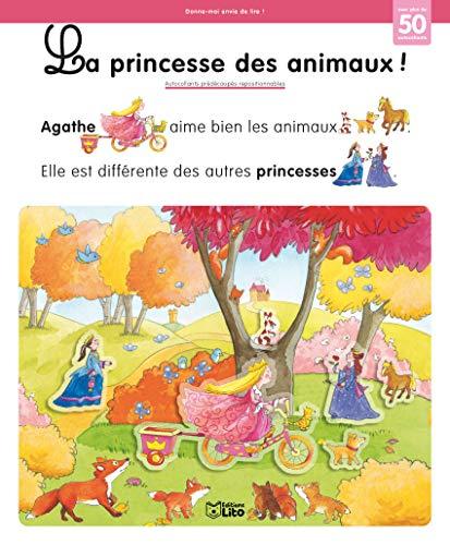 9782244267630: La princesse des animaux ! (French Edition)