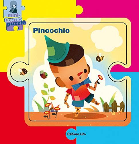 9782244367170: Minicontes Puzzle : Pinocchio - Dès 3 ans