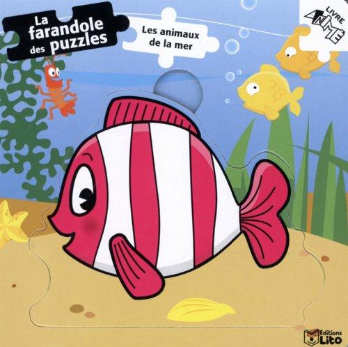 9782244367552: Les animaux de la mer - Dès 2 ans