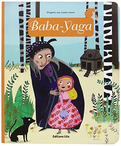 9782244404523: Miniconte baba yaga (Minicontes classiques)