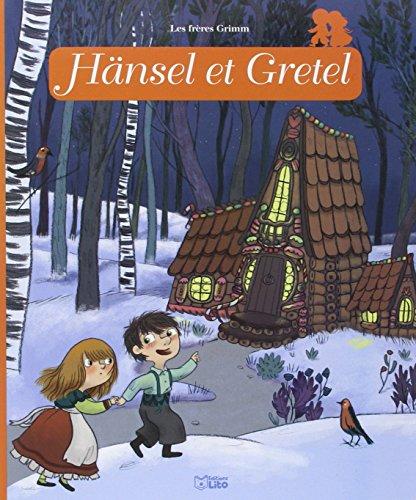 9782244405735: Minicontes classiques : hansel et gretel