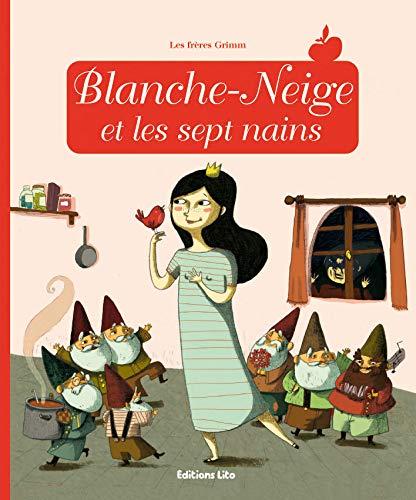 9782244405759: Minicontes classiques : Blanche Neige et les sept nains ( périmé )