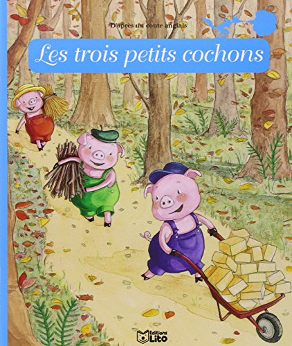 9782244405803: Les trois petits cochons (French Edition)