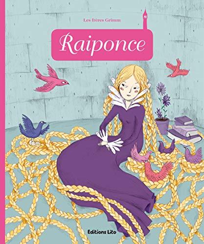 Minicontes classiques : Raiponce: Anne Royer, D'Après