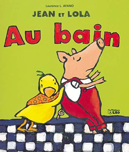 9782244408019: Jean et Lola au bain
