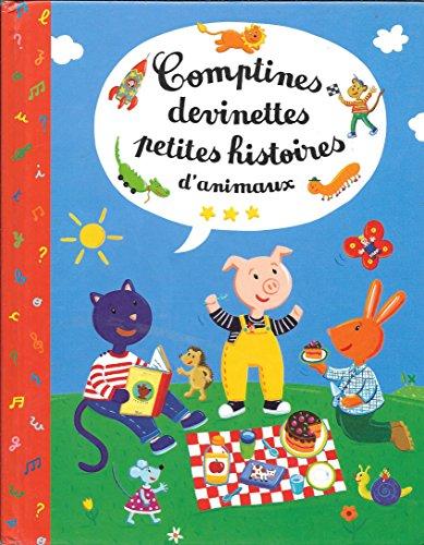 9782244413365: Petites histoires, comptines et devinettes