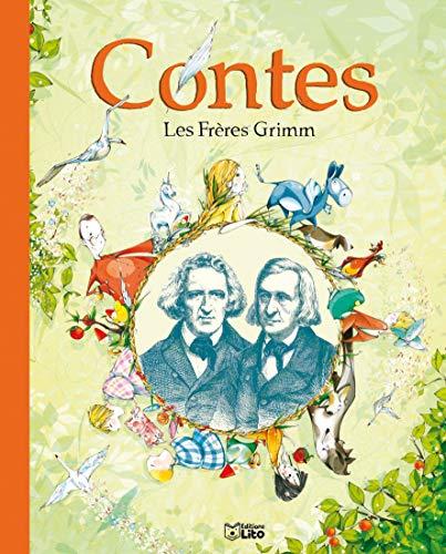 9782244417264: Contes : Les frères Grimm