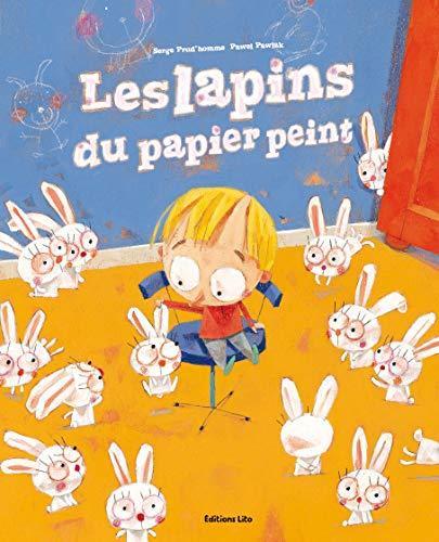 9782244419442: Les Lapins du Papier Peint