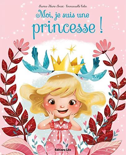 9782244419831: Moi, Je suis une Princesse ! / Grand Album Intéractif - Dès 3 ans