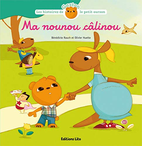 9782244422510: Gaston : Ma Nounou Calinou - D�s 2 ans