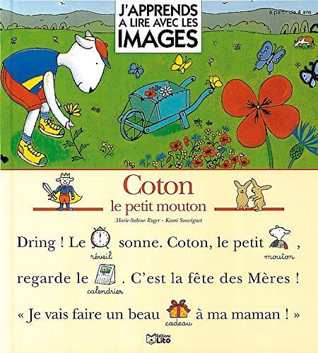 Coton, le petit mouton: Roger, Marie-Sabine, Souvignet,