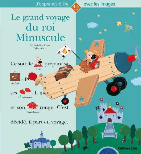 9782244423524: Le grand voyage du roi Minuscule