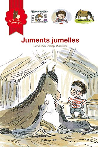 9782244442396: Juments jumelles (French Edition)