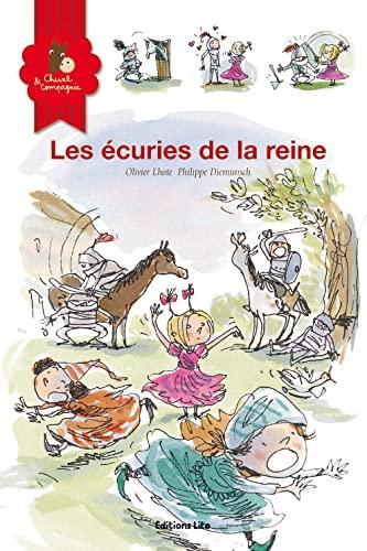 9782244442402: Les écuries de la reine (French Edition)