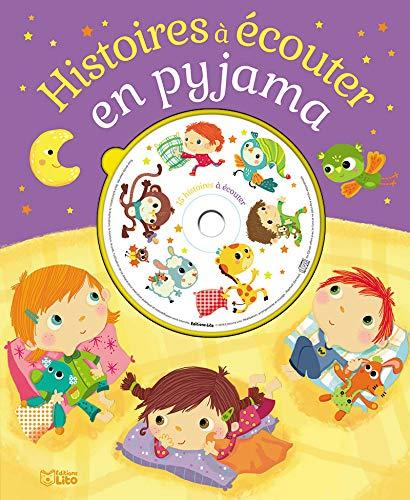 9782244464206: Histoires à écouter en pyjama - Dès 18 mois