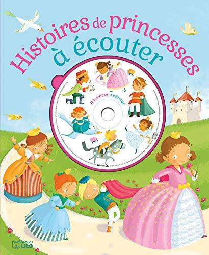 9782244464220: Ecoute et rêve: Histoire de princesses à écouter - Dès 4 ans