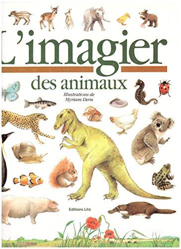 9782244472058: L'imagier des animaux