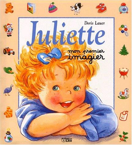 9782244472195: Juliette, mon premier imagier
