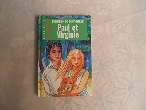 9782244480152: Paul et virginie (Bibliotheque Lito)