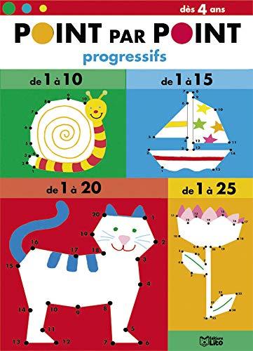 9782244850511: Point par point progressifs : D�s 4 ans