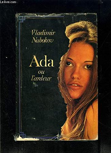 Ada, Or Ardor - A Family Chronicle: Nabokov, Vladimir