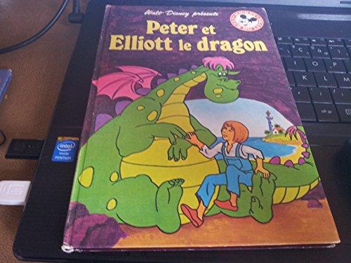 9782245009260: Peter et Elliott le dragon (Mickey club du livre)