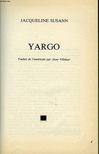 9782245014509: Yargo (Club pour vous Hachette)