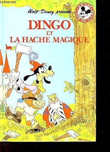9782245018552: Dingo et la hache magique