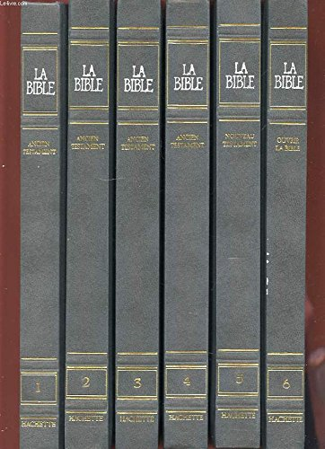 9782245022320: La bible le livre des chrétiens 11 volumes + index