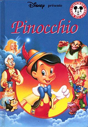 Pinocchio: Disney, Walter Elias