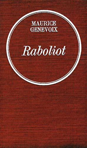 9782246001782: Raboliot
