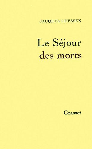 9782246004691: Le sejour des morts: Nouvelles (French Edition)