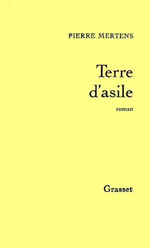 9782246006695: Terre d'asile (French Edition)