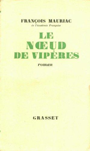 LE NOEUD DE VIPERES PDF