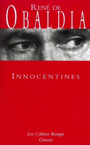 Innocentines: Rene De Obaldia