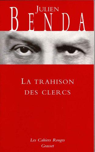 9782246019152: La Trahison des Clercs